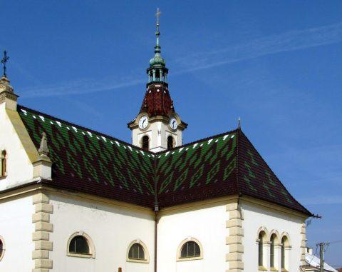 Lanžhot - kostel