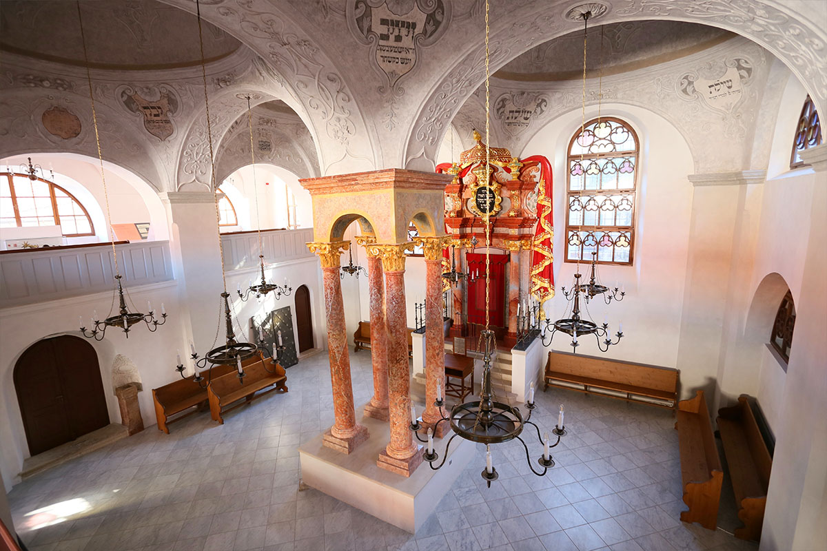 Synagoga v Mikulově