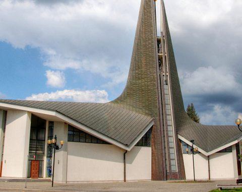 Kostel sv. Václava v Břeclavě