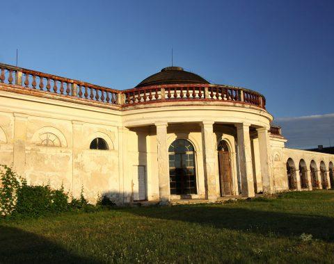 Nový dvůr, hospodářská stavba, Lednicko-valtický areál