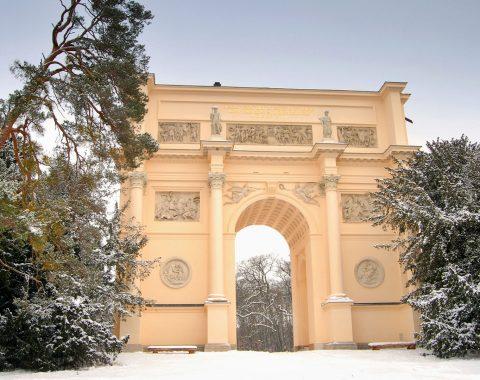 Lovecký zámeček Rendez-vous (Dianin chrám)