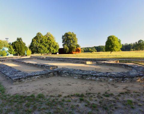 Slovanské hradiště Mikulčice